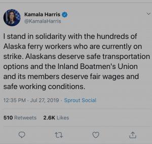 Inlandboatmen's Union of the Pacific | Alaska Region